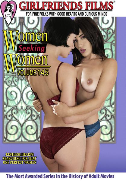 Women Seeking Women Volume 145 Box Cover