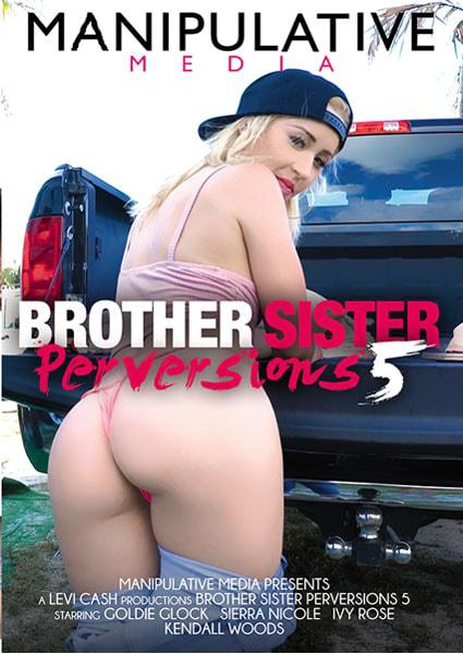 Brother Sister Perversions 5 Box Cover