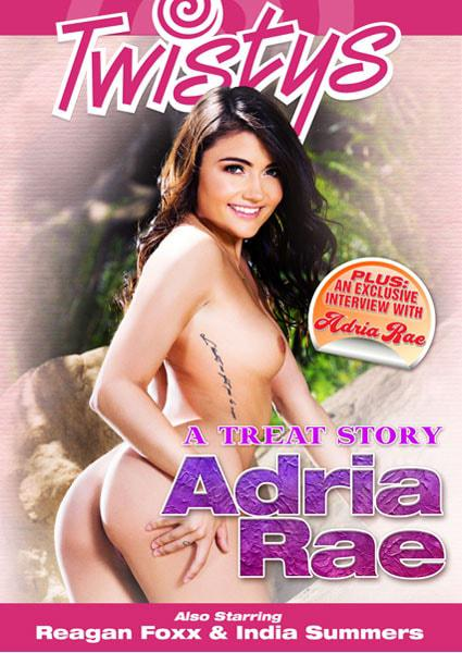 A Treat Story - Adria Rae Box Cover - Login to see Back