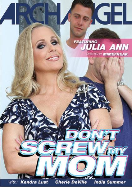 Don't Screw My Mom Box Cover - Login to see Back