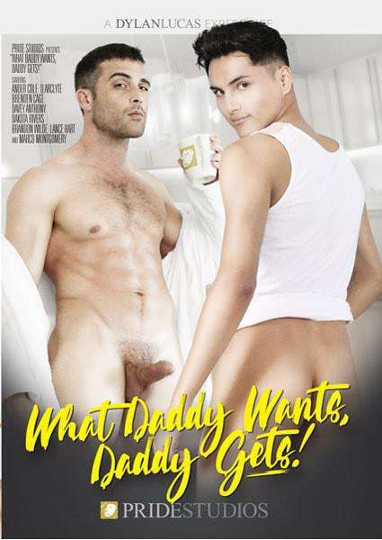 What Daddy Wants Daddy Gets Box Cover