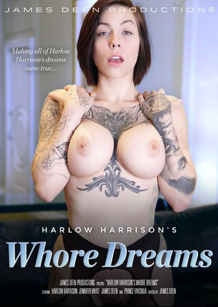 Harlow Harrison's Whore Dreams Box Cover