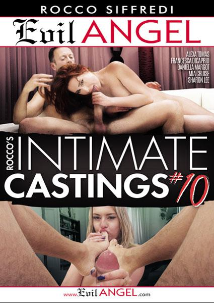 Rocco's Intimate Castings #10 Box Cover