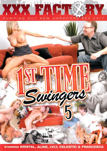 1st Time Swingers 5 Box Cover