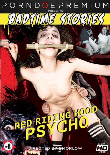 Red Riding Hood Psycho Box Cover