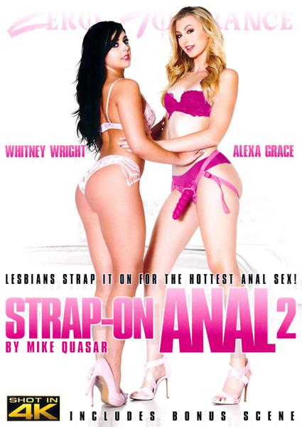 Strap-On Anal 2 Box Cover