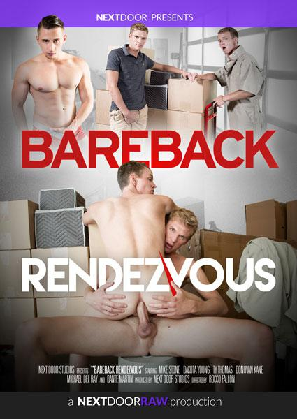 Bareback Rendezvous Box Cover