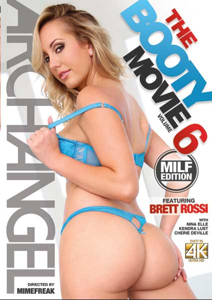 The Booty Movie 6 Box Cover
