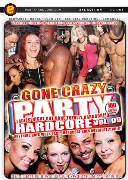 Party Hardcore Vol. 05 - Gone Crazy Box Cover