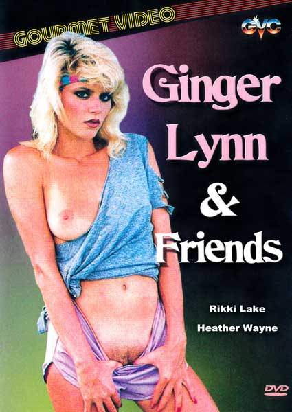 Ginger Lynn & Friends Box Cover