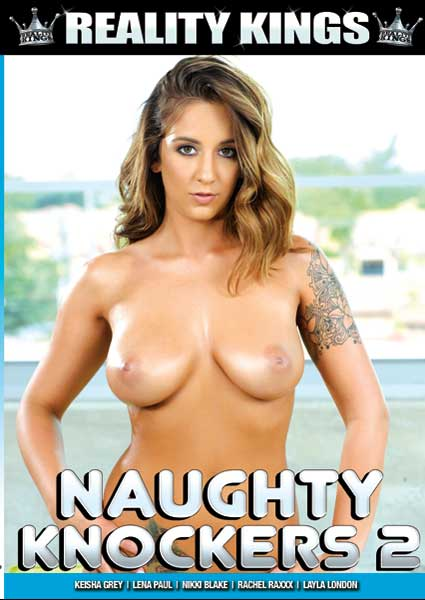 Naughty Knockers 2 Box Cover