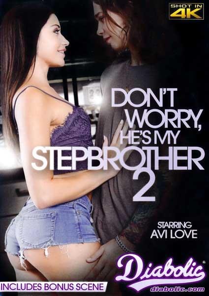Don't Worry, He's My Stepbrother 2 Box Cover