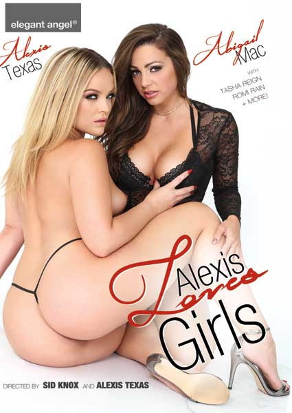 Alexis Loves Girls Box Cover