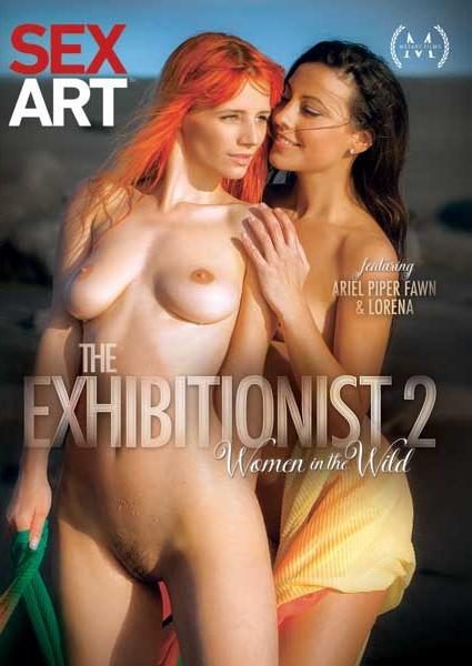 The Exhibitionist 2 - Women In The Wild Box Cover