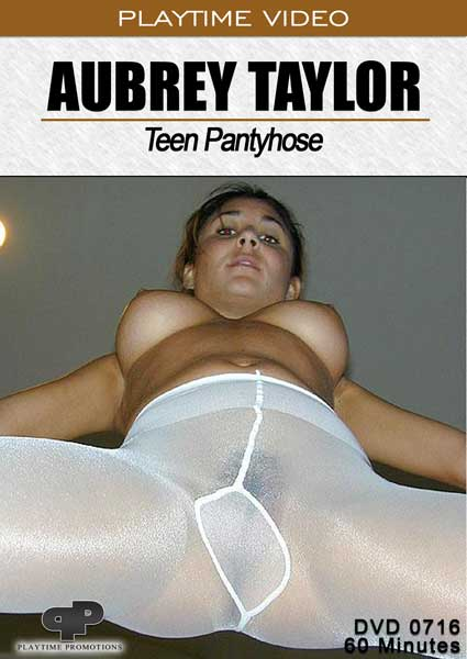 Aubrey Taylor Teen Pantyhose Box Cover