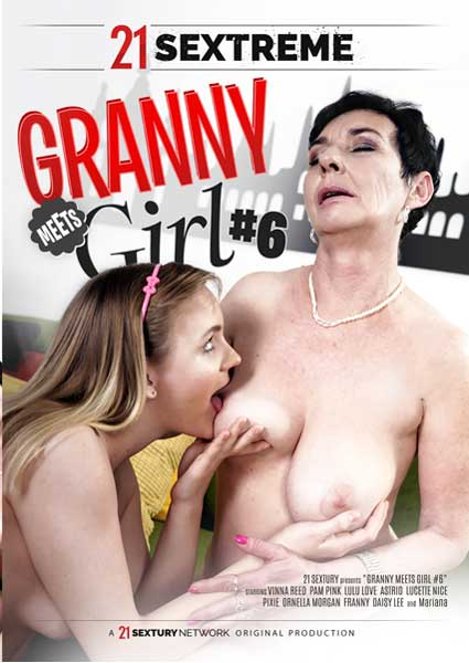 Granny Meets Girl #6 Box Cover - Login to see Back