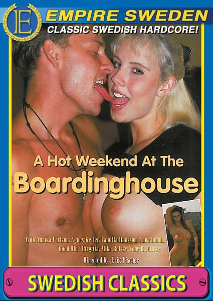 A Hot Weekend At The Boarding House