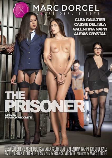 The Prisoner (English Language) Box Cover