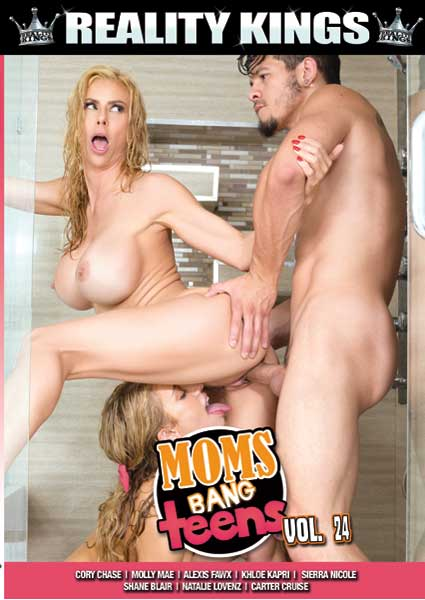 Moms Bang Teens Vol. 24 Box Cover