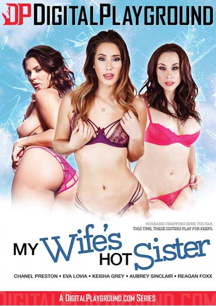 My Wife's Hot Sister Box Cover
