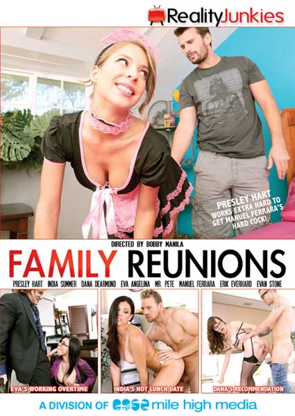 Family Reunions Box Cover