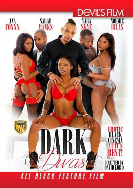 Dark Divas Box Cover - Login to see Back