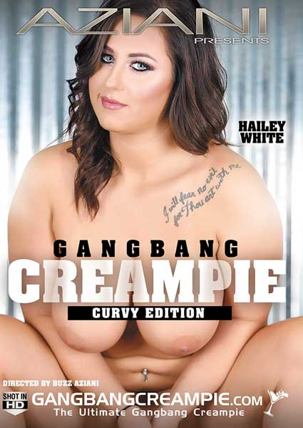 Gangbang Creampie - Curvy Edition Box Cover