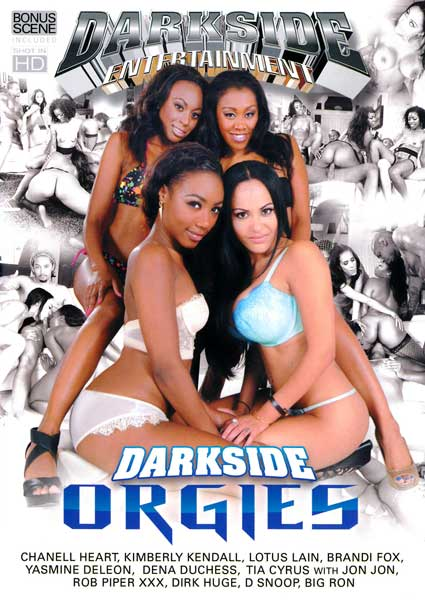 Darkside Orgies Box Cover