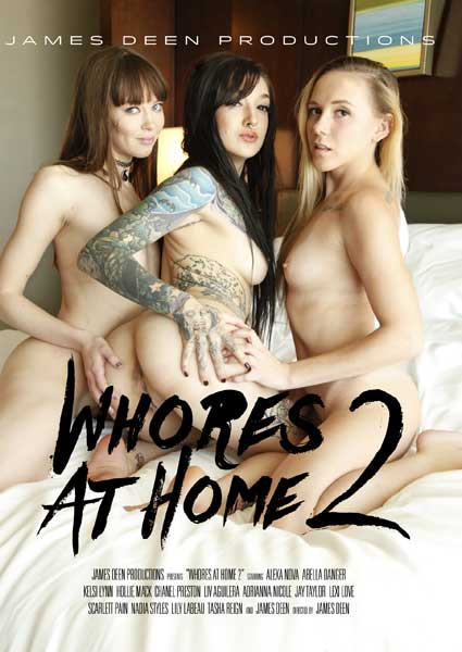Whores At Home 2 Box Cover