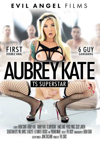 Aubrey Kate - TS Superstar Box Cover - Login to see Back