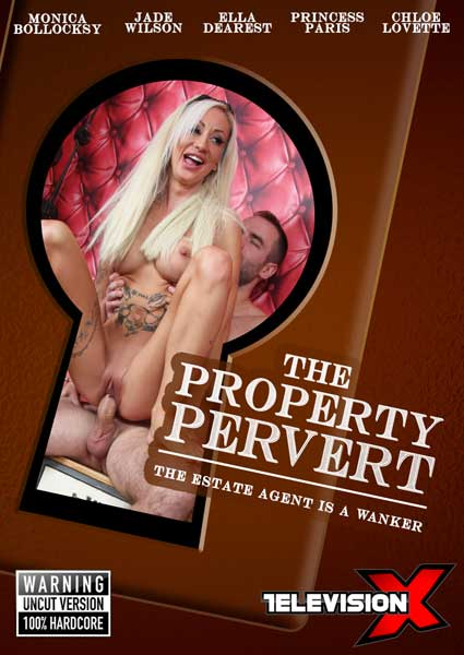 The Property Pervert Box Cover