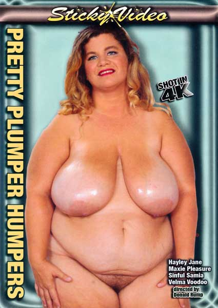 Pretty Plumper Humpers Box Cover