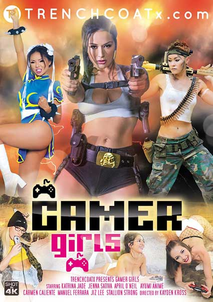 Gamer Girls Box Cover