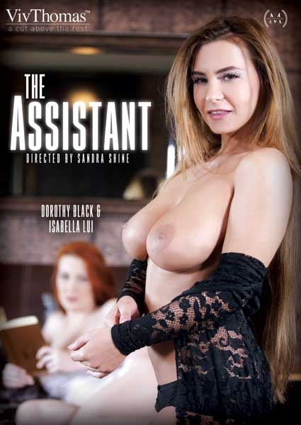 The Assistant Box Cover