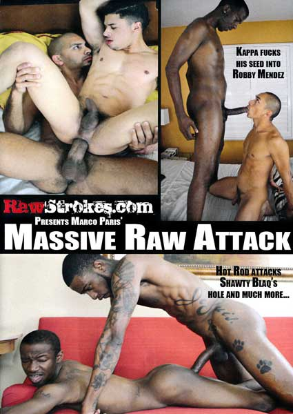 Massive Raw Attack Box Cover