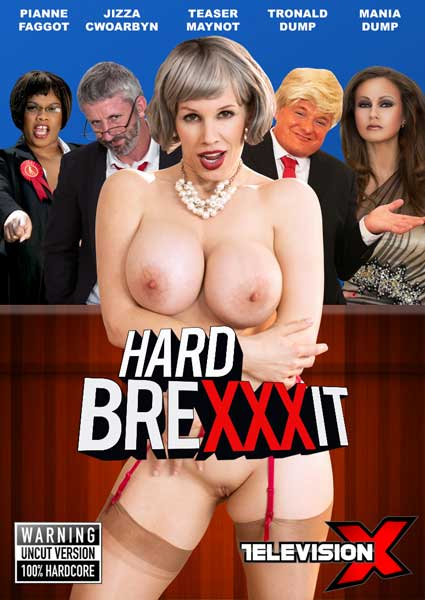 Hard BreXXXit Box Cover