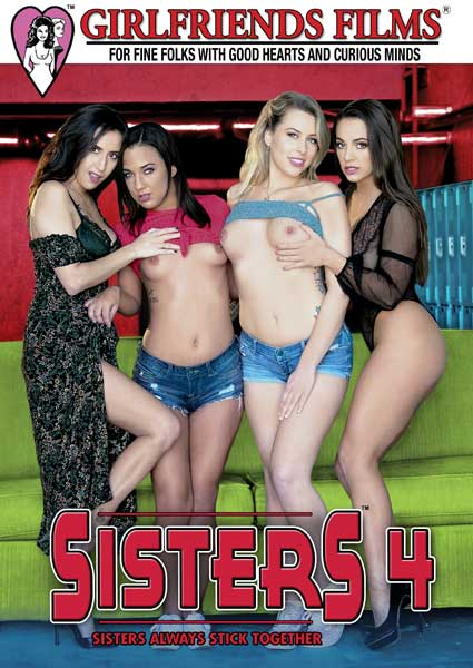 Sisters 4 Box Cover