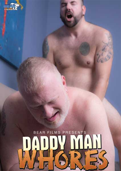 Daddy Man Whores Box Cover