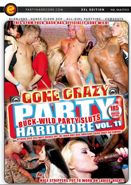 Party Hardcore Gone Crazy Vol. 11 Box Cover