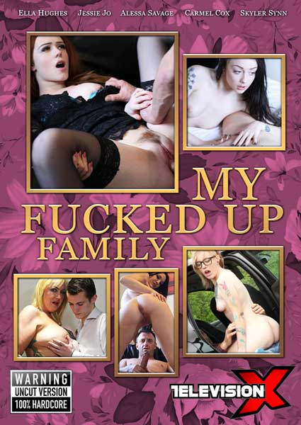 My Fucked Up Family Box Cover