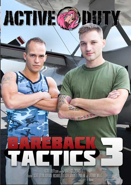 Bareback Tactics 3 Box Cover