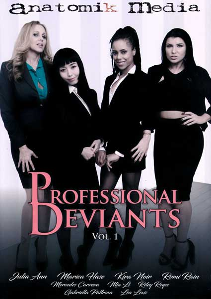 Professional Deviants Vol. 1 Box Cover
