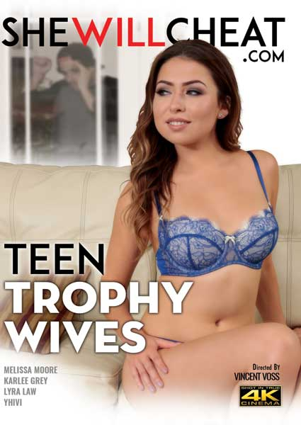 Teen Trophy Wives Box Cover
