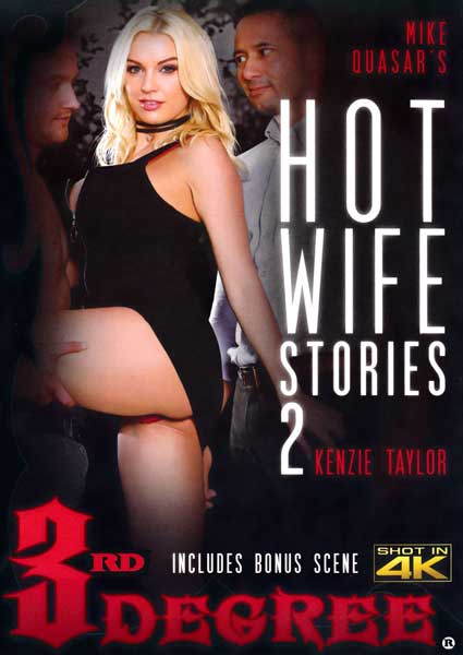 Hot Wife Stories 2 Box Cover
