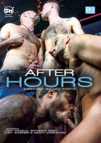 After Hours Box Cover