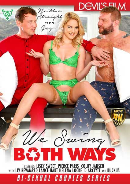 We Swing Both Ways Box Cover - Login to see Back