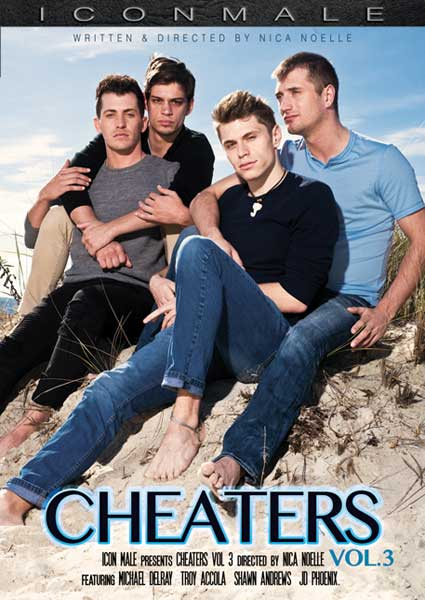 Cheaters Vol. 3 Box Cover