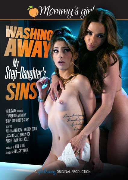 Washing Away My Step-Daughter's Sins Box Cover