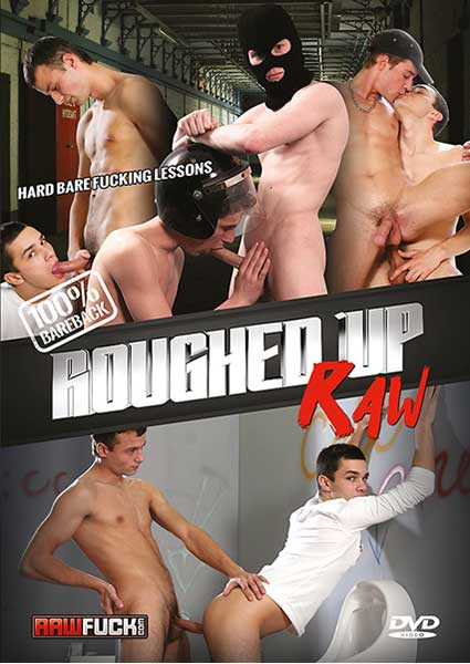 Roughed Up Raw Box Cover