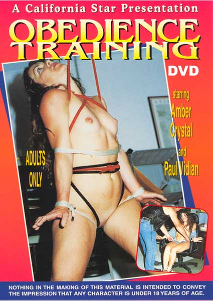 Obedience Training Box Cover